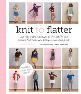 KnitToFlatter book graphic